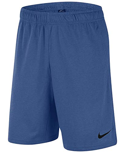 Nike Dri-FIT Training Shorts (Game Royal, Small)