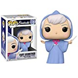 Funko Pop Movies : Cinderella - Fairy Godmother 3.75inch Vinyl Gift for Anime Fans SuperCollection