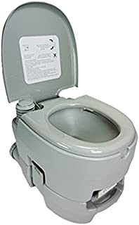 ポータブル水洗式トイレ