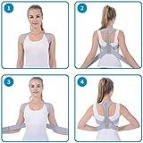 Zoom IMG-2 correttore postura schiena uomo e