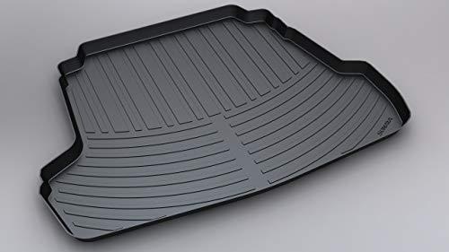 Alfombrilla Maletero para Hyundai SONATA 2011-2016, Impermeable Antislip Antisuciedad Mat Bandeja Maletero Alfombra De Suelo Protectora Mat Coche Accesorios