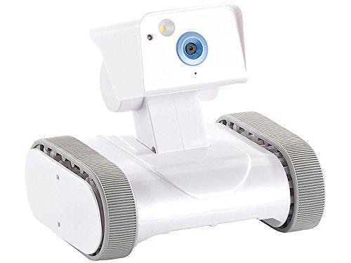 7links Überwachungsroboter: Home-Security-Rover HSR-1 mit HD-Video, weltweit fernsteuerbar (Roboter Kamera)