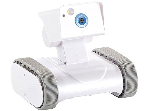 7links Kamera Roboter: Home-Security-Rover HSR-1 mit HD-Video, weltweit fernsteuerbar (Security Roboter)