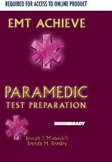 EMT-Achieve: Paramedic Test Preparation - Student Access Code Package