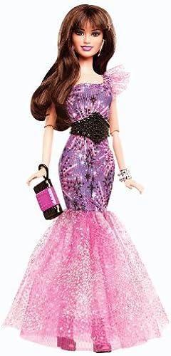 Mattel Y7497 - Barbie Galamode Fashionistas Puppe, brünett
