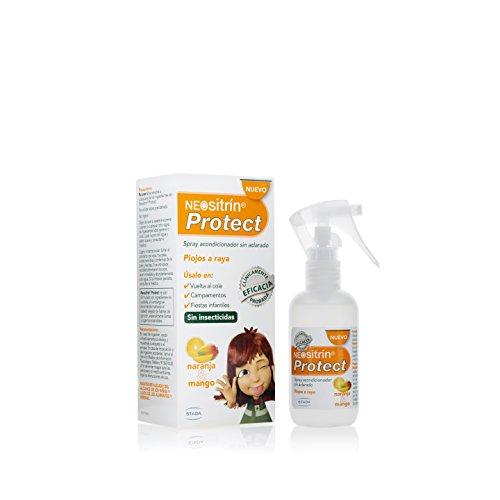 Neositrín Protect Spray Acondicionador Sin Aclarado, 100 ml, Pack de 1