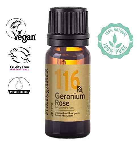 Naissance Geranio - Aceite Esencial 100% Puro - 10ml