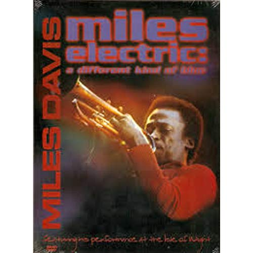MILES DAVIS - A DIFFERENT KIND(DVD)