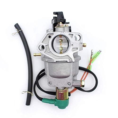 BLTR Generadores Generador carburador for Honda GX390 GX340 EC6500 188F 389CC 5 kW del Motor de Gas Auto Motor CEBADOR De Confianza