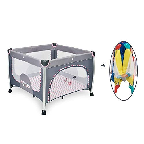 Fantastic Deal! Children's Play Fence Foldable Baby Crawling Mat Toddler Guardrail, Super High 76 cm...