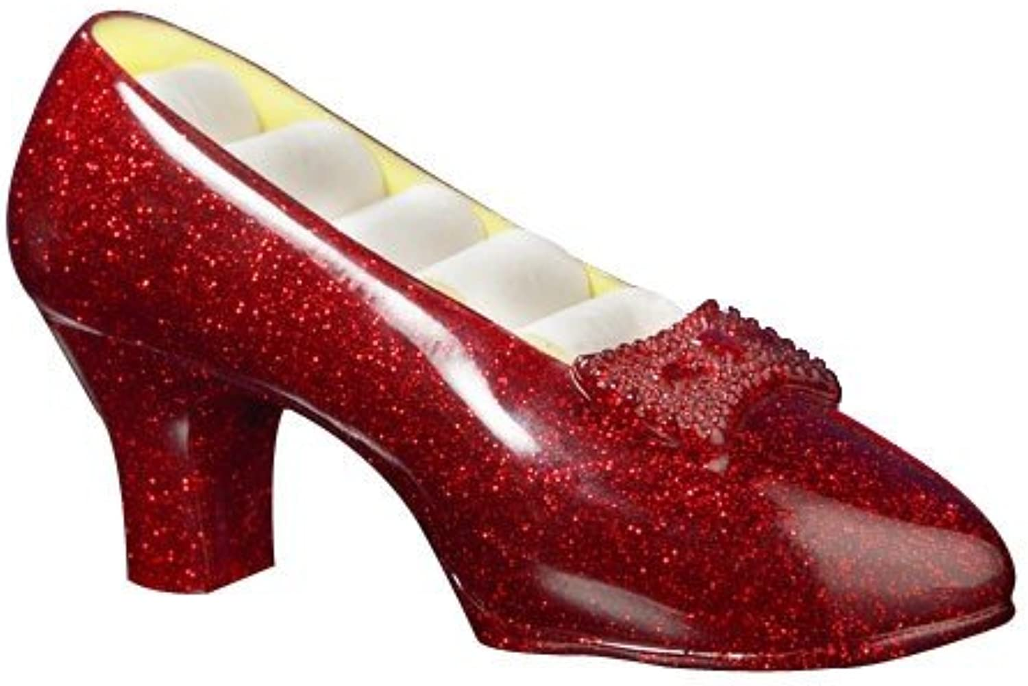 The Wizard of Oz Ruby Slipper Musical Jewelry Holder by The San Francisco Music Box Company