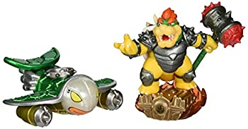 Skylanders Superchargers Supercharged Combo Pack  Bowser and Clown Cruiser - Nintendo