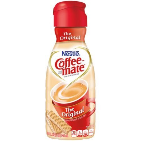 COFFEE-MATE Original Liquid Coffee Creamer 32oz (Pack of 2)
