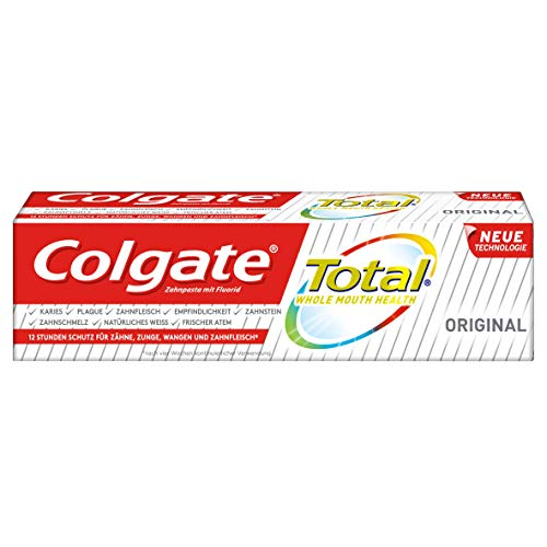 Colgate Total Original Zahnpasta, 75 ml