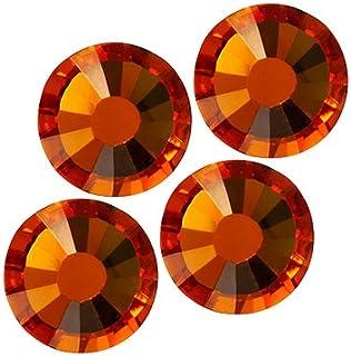 バイナル DIAMOND RHINESTONE トパーズSS8 720粒 ST-SS8-TPZ-5G