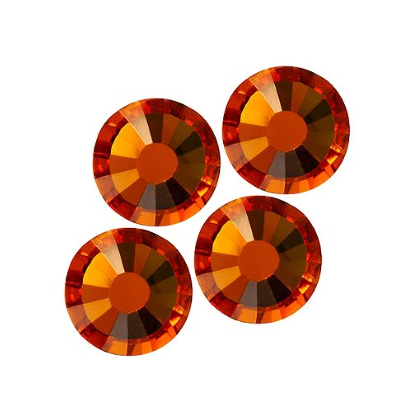 カップゲスト気難しいバイナル DIAMOND RHINESTONE トパーズSS8 720粒 ST-SS8-TPZ-5G
