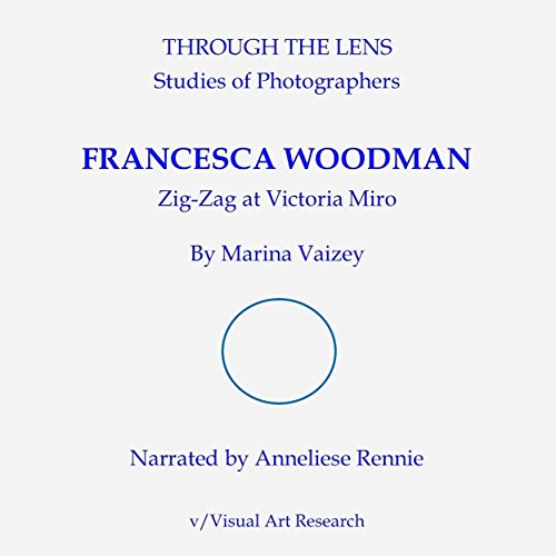 Francesca Woodman Zig Zag audiobook cover art