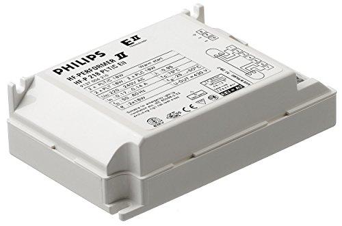 Philips HF-P 2 22-42 PL-T/C/L/TL5C EII 220-240V Ballast Accessoire d'éclairage Blanc -20 à - 50 °C 220-240 VCA 50-60 Hz