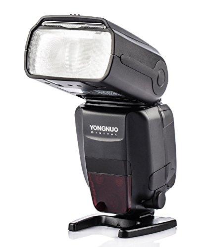 YONGNUO YN600EX-RT II Kabelloser Blitz Speedlite TTL Master für Canon Canon 70D 60D 50D 40D 30D mit NAMVO Diffusor