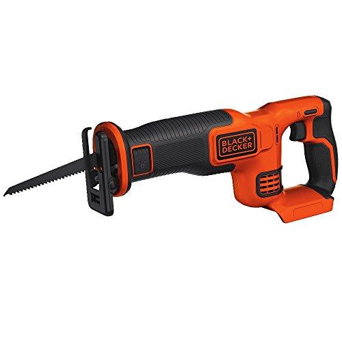 BLACK+DECKER 20V MAX Reciprocating Saw, Tool Only (BDCR20B)