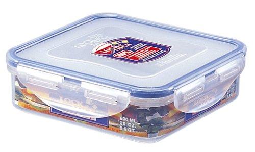 Lock&Lock Frischhaltedose-111000000822 Frischhaltedose, Kunststoff, transparent, 29 cm