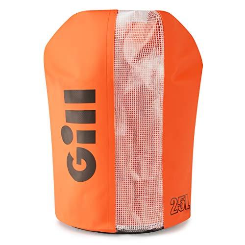 Gill Wet & Dry Tango 25L Impermeable Sprayproof Punción Resistente a Punciones Soldado Bolsa Cilindro