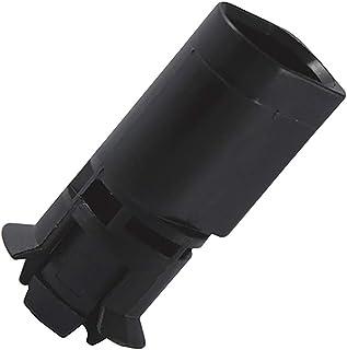 FAE 33515 sensor, temperaura exterior, negro