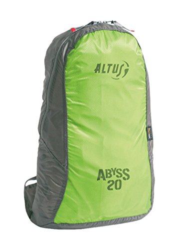 Mochila Superlight Abyss 20L Color Lima Altus