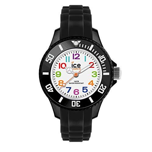 Ice-Watch Kinder-Armbanduhr Ice-Mini schwarz MN.BK.M.S.12