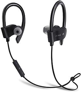 KINGHOG Bluetooth Headphones Wireless Sports Earphones 4.1 Bluetooth Earphones HD Stereo Sweatproof in Ear Earbuds for Gym...