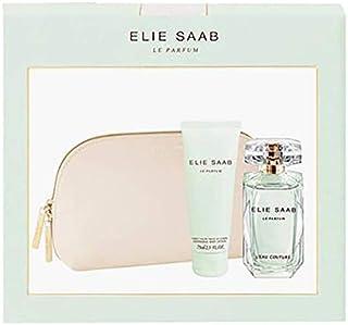 Elie Saab L'Eau Couture 2 Piece Set for Women (1.6 Eau Di Toilette / 2.5 Body Lotion)