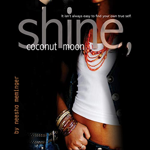 Shine, Coconut Moon audiobook cover art