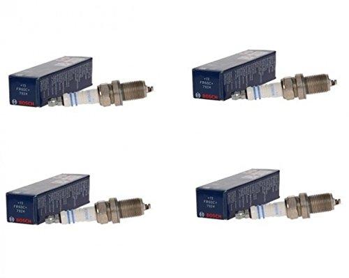 4 x Bougies Orginal Bosch – Orginal 4 x AL-KO 0242229654–427