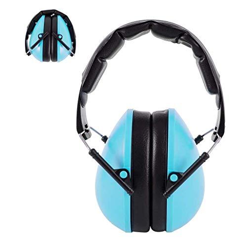 Oorverdedigers voor kinderen peuters kinderen autisme opvouwbare oor verdedigers gehoorbescherming oor Muffs verstelbare gewatteerde hoofdband ruisonderdrukking (6 maanden tot 14 jaar oud)