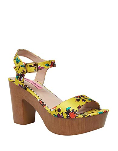 cute floral sandals for women