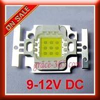10W LED IC High Power LED 1000LM Lamp Bulb Cool white