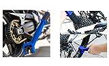 Eva Shop®, spazzola per la pulizia della catena della bicicletta, per mountain bike, bici da corsa, trekking, bici elettriche e Pedelec