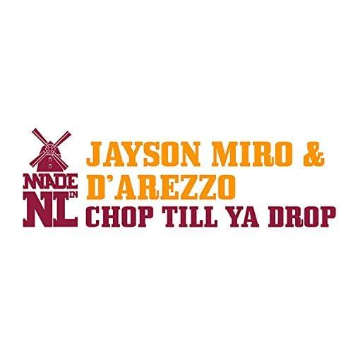 Jayson Miro & D'Arezzo feat. D.MC