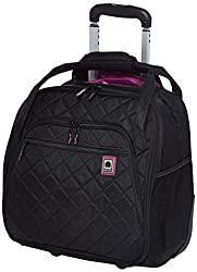 Delsey Quilted luggage 2019