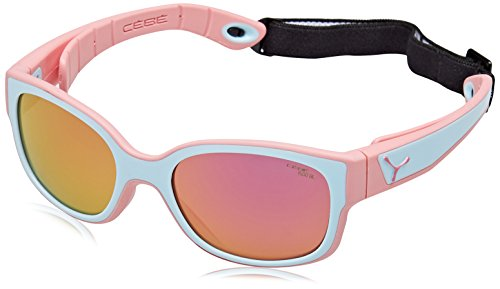 Cébé S'Pies Gafas, Unisex niños, Multicolor (Matt Pink Blue), S