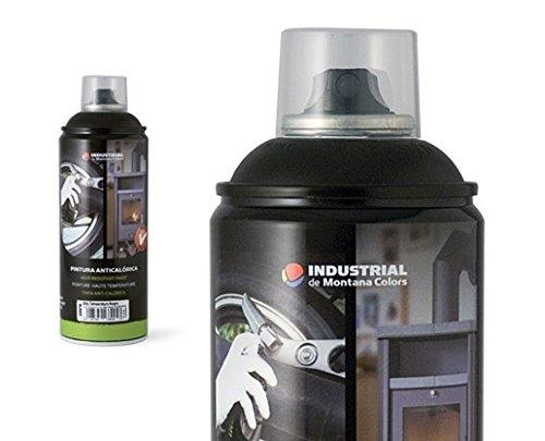 Spray industrial ALTA TEMPERATURA PLATA 400 ML
