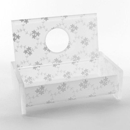 メルレット ティッシュボックス