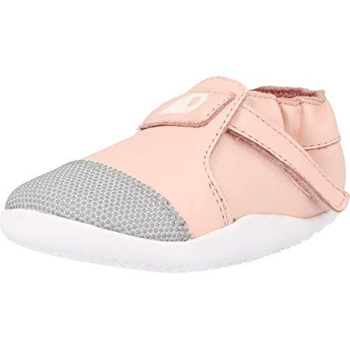 Bobux Xplorer Origin, Zapatillas Unisex niños, Pink Seashell-Funda para móvil, Color Rosa, 22 EU