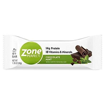 ZonePerfect Protein Bars Chocolate