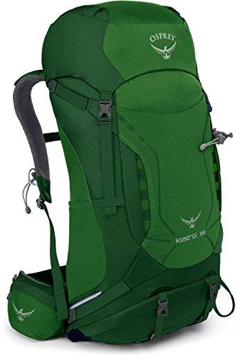 Osprey - Kestrel 38, Color Jungle Green, Talla 38 Liters-M/L