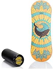 Trickboard Classic Mandala + sticker gratis Balance Board Balance Trainer