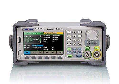 Siglent Technologies sdg2042X Arbitrary Waveform función generador 40MHz
