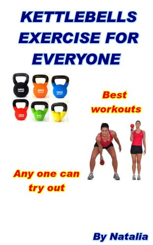 BEST KETTLEBELLS EXERCISE GUIDE FOR EVERYONE: Kettlbells Exercise Guide (English Edition)