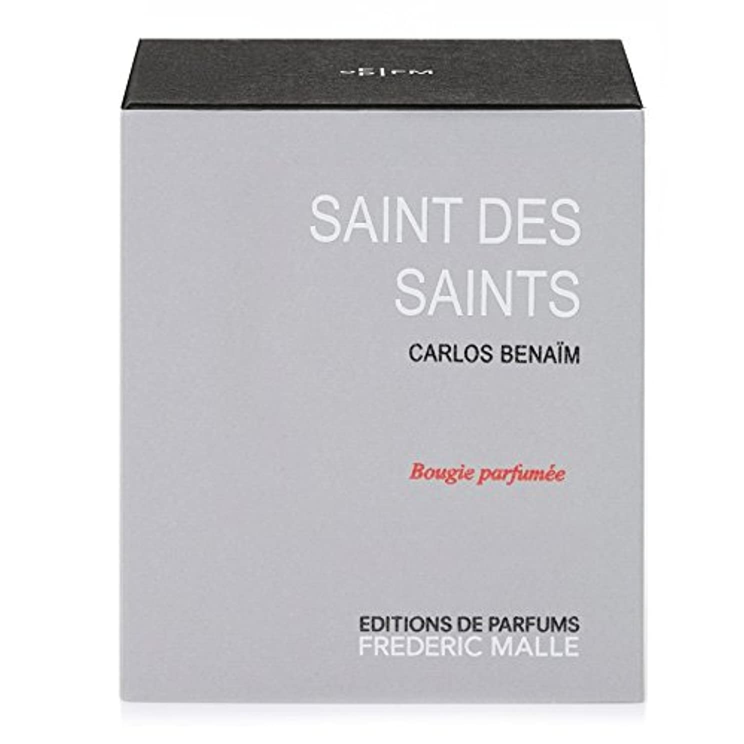 Frederic Malle Saint Des Saints Scented Candle 220g - フレデリック?マル聖人デ聖人の香りのキャンドル220グラム [並行輸入品]