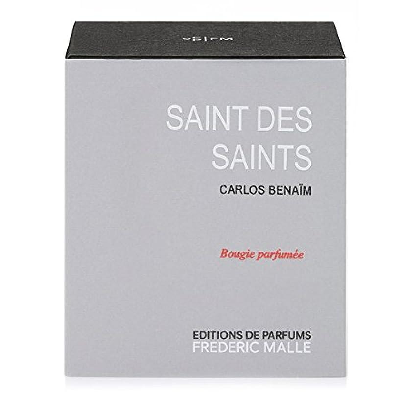 出口発生ドキュメンタリーFrederic Malle Saint Des Saints Scented Candle 220g (Pack of 4) - フレデリック?マル聖人デ聖人の香りのキャンドル220グラム x4 [並行輸入品]